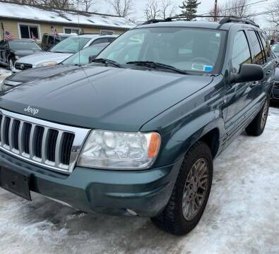 2004 Jeep Grand Cherokee for sale at Primary Motors Inc in Commack NY