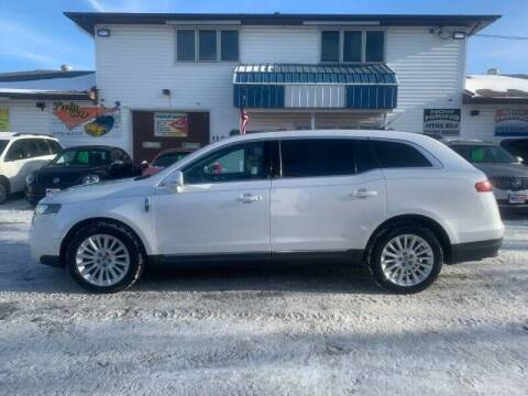 2011 Lincoln MKT for sale at Twin City Motors in Grand Forks ND