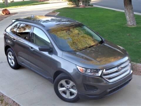 2015 Ford Edge for sale at AZGT LLC in Phoenix AZ