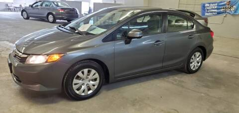 2012 Honda Civic for sale at Klika Auto Direct LLC in Olathe KS