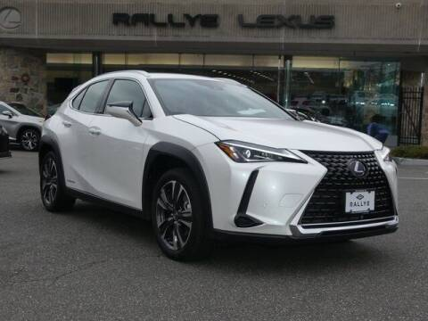 2020 Lexus UX 250h for sale at RALLYE LEXUS in Glen Cove NY