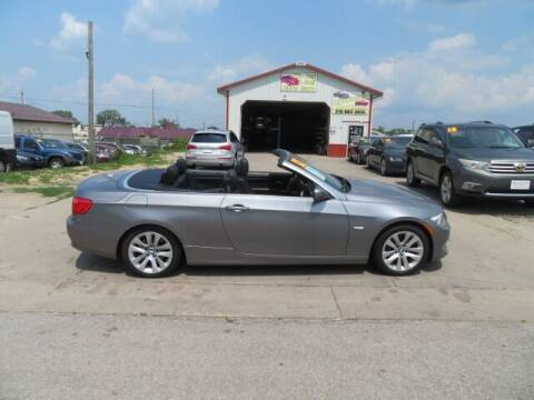 2012 BMW 3 Series for sale at Jefferson St Motors in Waterloo IA