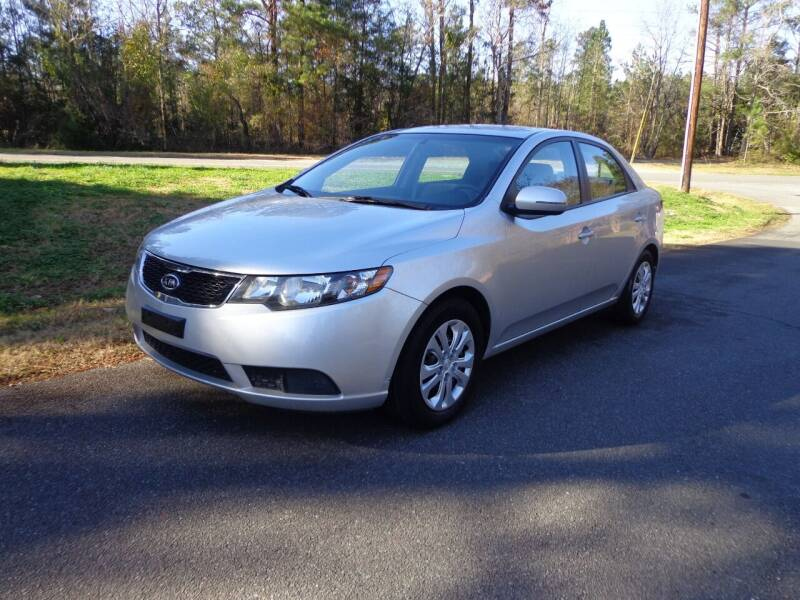 2012 Kia Forte for sale at CAROLINA CLASSIC AUTOS in Fort Lawn SC