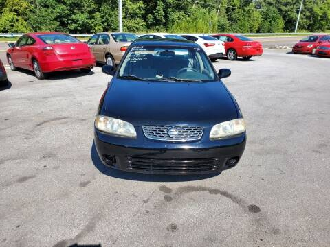 2003 Nissan Sentra for sale at DISCOUNT AUTO SALES in Johnson City TN