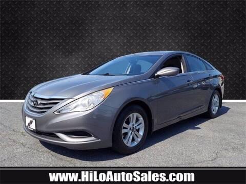 2012 Hyundai Sonata for sale at Hi-Lo Auto Sales in Frederick MD