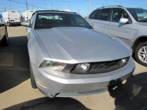 2010 Ford Mustang for sale at Tony's Auto World in Cleveland OH