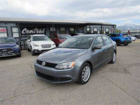 2014 Volkswagen Jetta for sale at Central Auto in South Salt Lake UT