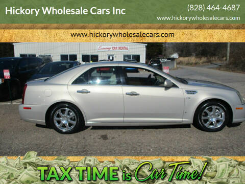 2008 Cadillac STS for sale at Hickory Wholesale Cars Inc in Newton NC