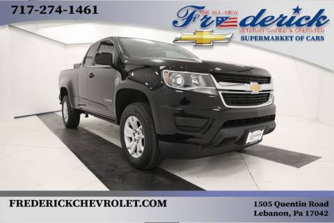2017 Chevrolet Colorado for sale at Lancaster Pre-Owned in Lancaster PA