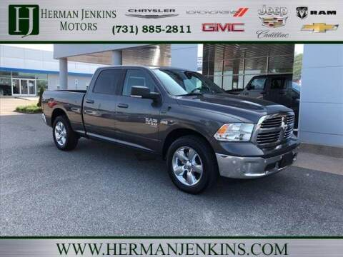 2019 RAM Ram Pickup 1500 Classic for sale at Herman Jenkins Used Cars in Union City TN