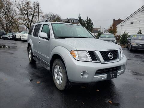 2012 Nissan Pathfinder for sale at K Tech Auto Sales in Leominster MA