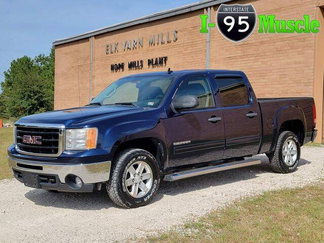 2011 GMC Sierra 1500 for sale at I-95 Muscle in Hope Mills NC