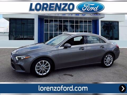 2020 Mercedes-Benz A-Class for sale at Lorenzo Ford in Homestead FL