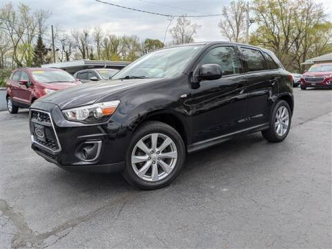 2015 Mitsubishi Outlander Sport for sale at GAHANNA AUTO SALES in Gahanna OH