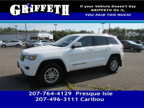2019 Jeep Grand Cherokee for sale at Griffeth Mitsubishi - Pre-owned in Caribou ME