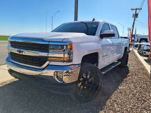 2018 Chevrolet Silverado 1500 for sale at A AND A AUTO SALES in Gadsden AZ