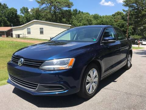 2013 Volkswagen Jetta for sale at CAR STOP INC in Duluth GA