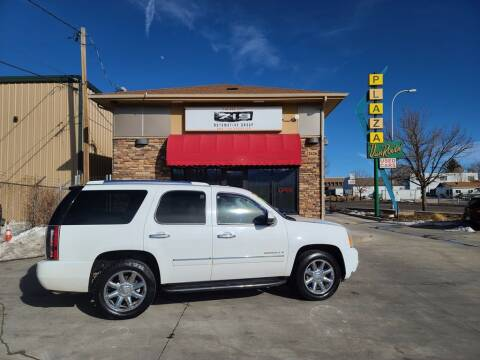 2009 GMC Yukon for sale at 719 Automotive Group in Colorado Springs CO