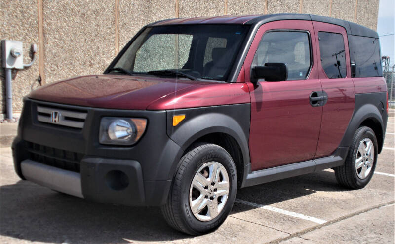 2008 Honda Element for sale at M G Motor Sports in Tulsa OK