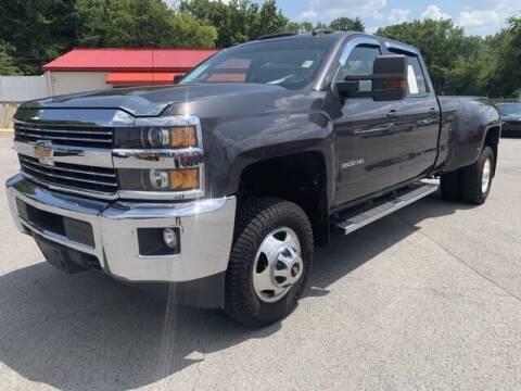 2016 Chevrolet Silverado 3500HD for sale at Parks Motor Sales in Columbia TN