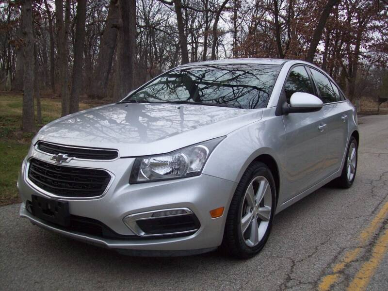 2016 Chevrolet Cruze Limited for sale at Edgewater of Mundelein Inc in Wauconda IL