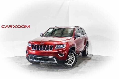 2014 Jeep Grand Cherokee for sale at CarXoom in Marietta GA
