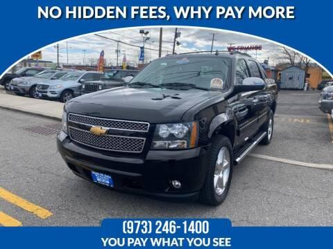 2013 Chevrolet Avalanche for sale at Route 46 Auto Sales Inc in Lodi NJ