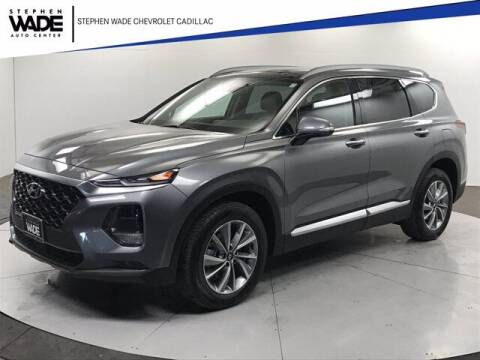 2019 Hyundai Santa Fe for sale at Stephen Wade Pre-Owned Supercenter in Saint George UT