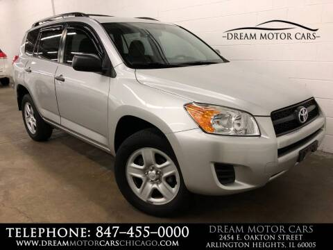 2009 Toyota RAV4 for sale at Dream Motor Cars in Arlington Heights IL