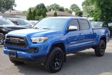 2017 Toyota Tacoma for sale at Olger Motors, Inc. in Woodbridge NJ