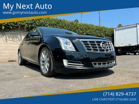 2014 Cadillac XTS for sale at My Next Auto in Anaheim CA