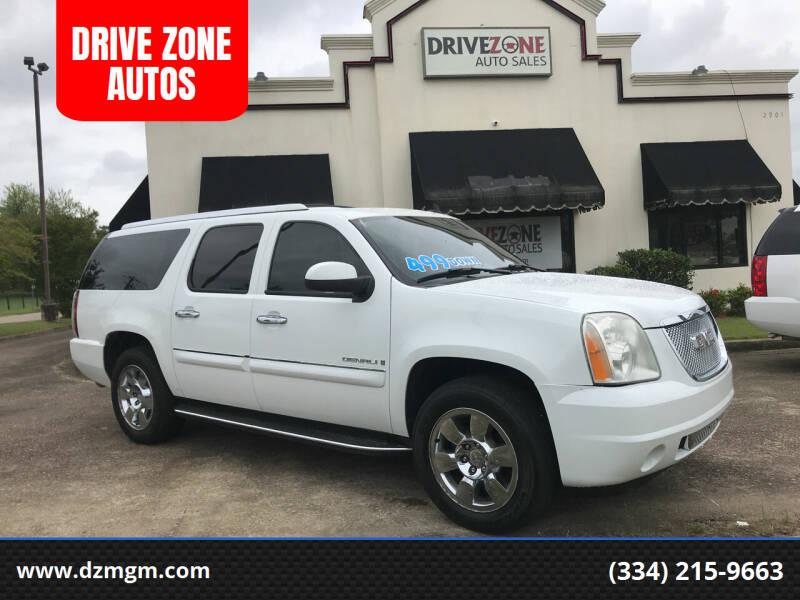 2007 GMC Yukon XL for sale at DRIVE ZONE AUTOS in Montgomery AL