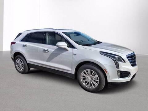 2018 Cadillac XT5 for sale at Jimmys Car Deals at Feldman Chevrolet of Livonia in Livonia MI
