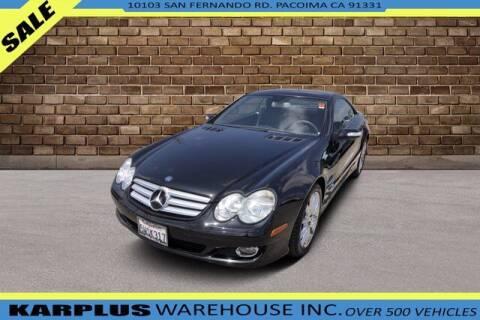 2007 Mercedes-Benz SL-Class for sale at Karplus Warehouse in Pacoima CA