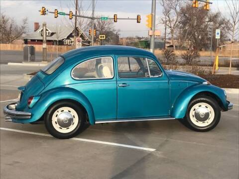 1968 Volkswagen Beetle for sale at Classic Car Deals in Cadillac MI