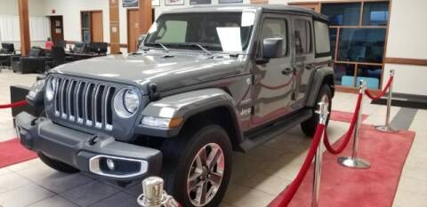 2019 Jeep Wrangler Unlimited for sale at Adams Auto Group Inc. in Charlotte NC