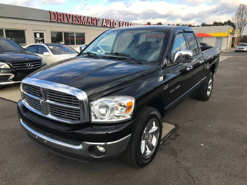 2007 Dodge Ram Pickup 1500 for sale at DriveSmart Auto Sales in West Chester OH