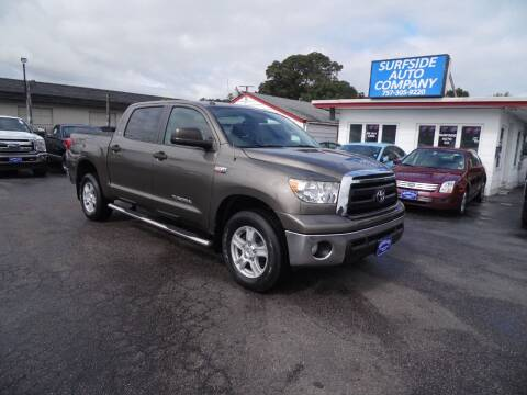 2011 Toyota Tundra for sale at Surfside Auto Company in Norfolk VA