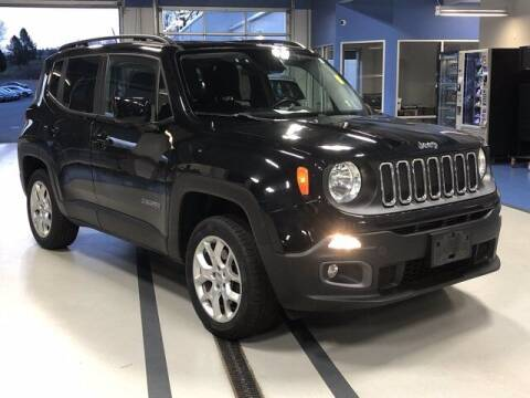 2015 Jeep Renegade for sale at Simply Better Auto in Troy NY