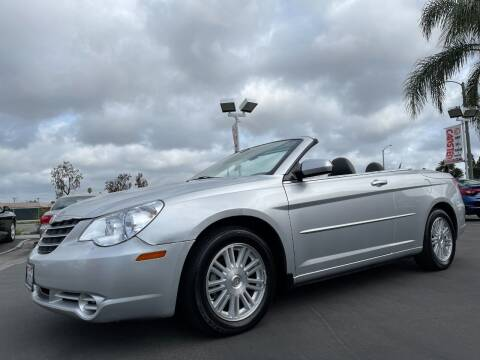 2008 Chrysler Sebring for sale at CARSTER in Huntington Beach CA