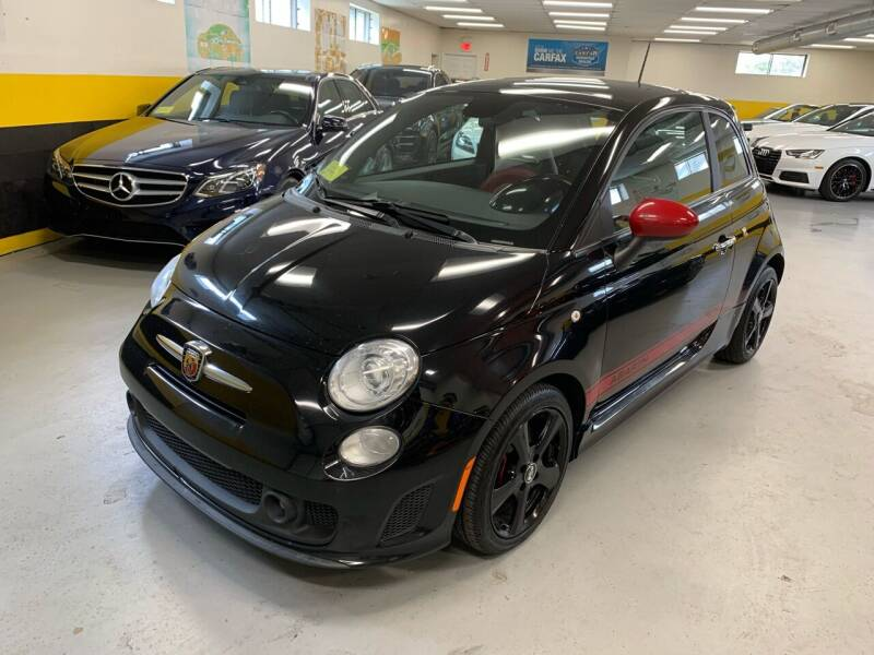 2014 FIAT 500 for sale at Newton Automotive and Sales in Newton MA