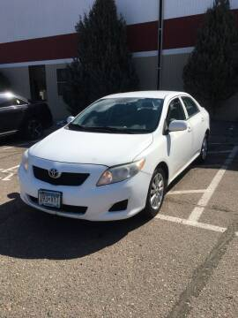 2009 Toyota Corolla for sale at Specialty Auto Wholesalers Inc in Eden Prairie MN