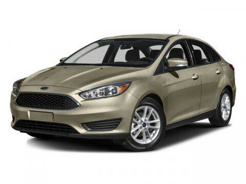 2016 Ford Focus for sale at STG Auto Group in Montclair CA