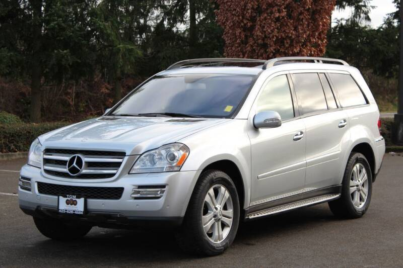 2007 Mercedes-Benz GL-Class for sale at Top Gear Motors in Lynnwood WA