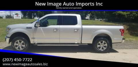 2016 Ford F-150 for sale at New Image Auto Imports Inc in Mooresville NC