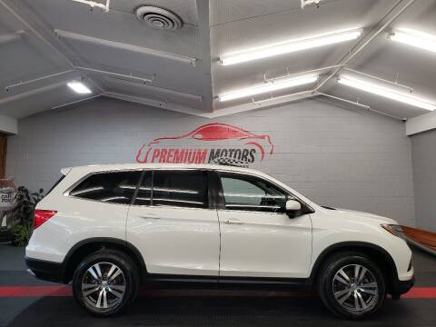 2016 Honda Pilot for sale at Premium Motors in Villa Park IL
