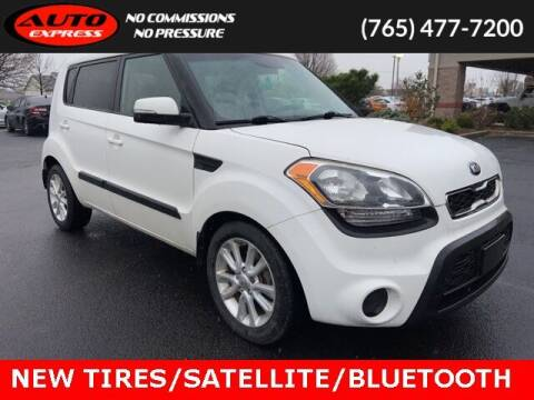 2013 Kia Soul for sale at Auto Express in Lafayette IN
