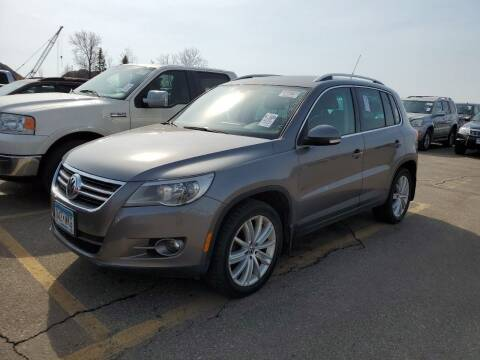 2009 Volkswagen Tiguan for sale at LUXURY IMPORTS AUTO SALES INC in North Branch MN