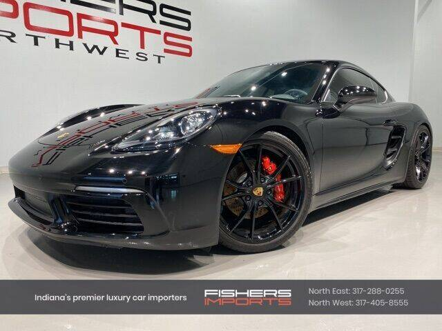 2019 Porsche 718 Cayman for sale in Fishers, IN