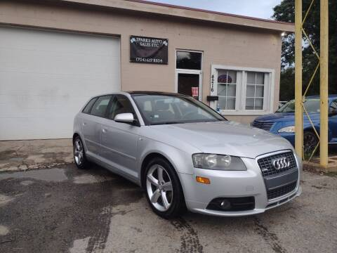 2008 Audi A3 for sale at Sparks Auto Sales Etc in Alexis NC